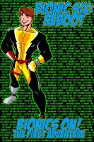 Bionic Six: Reboot  cover by JamesRiot
