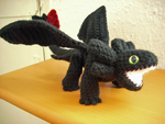 Toothless by BlinkWolf