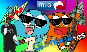 MLG Gumball by tawogfan
