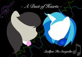 A Duet of Hearts by Angelic-Flight