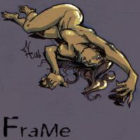 Chica tumbada by frame2frame