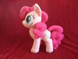 Pinkie Plush by OBCOR