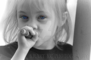 My Brothers Daughter by KrazyKcPhotography