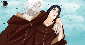Itachi and Nagato by xTheMagicianx