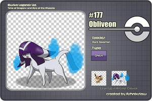 177 - Obliveon by AshnixsLaw