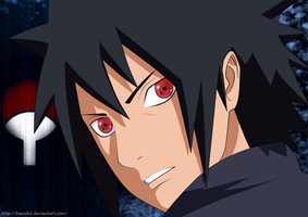 I Am Uchiha Madara by Hansih2