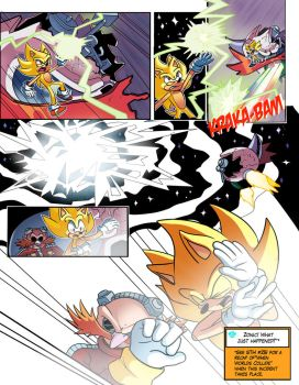 Mobius Legends Issue #1 - Page 1 by Yarcaz