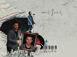 Mark Feehily - Westlife by Amjad-WL