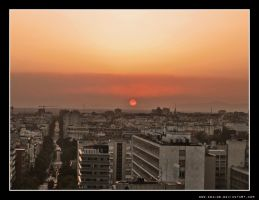 And THe Sun Is Set by edalod