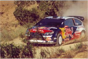 2010, Sebastien Ogier, Citroen, Rally Portugal by F1PAM