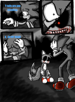 Found you page 3 by ZombieBrideXD