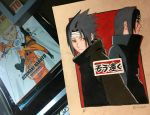The Uchiha Brothers: Curse of Hatred by artxnoa