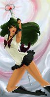 Sailor Pluto by Milkymilla