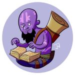 Reading Ryze by EnciferART