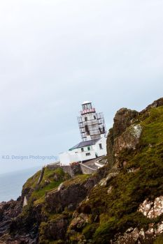 The Lighthouse by kyofanatic1