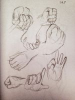 29/9 60-second hands by enoxico