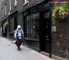 Stalking down Goodwins Court 5 by TPJerematic