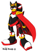 Prince Shadow - Animation Style by SonicRemix