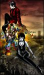 Desire, Delirium and Death by Candra