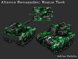 Alliance Renegades: Rogue Tank by DelphaDesign