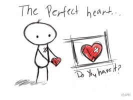 The Perfect Heart by Xaomi