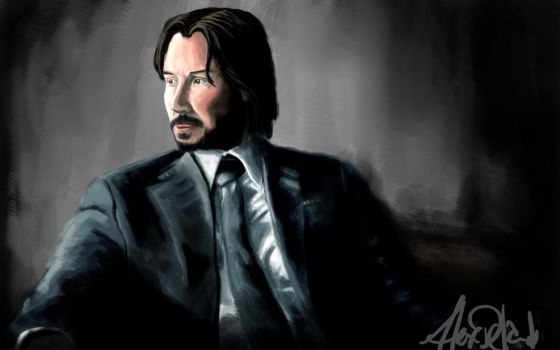Mr. Wick by A13xand3r