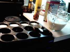 Cupcake Batter by arcthelove