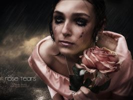 Rose tears by Blooomberg