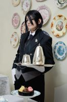 The black butler by S-Lancaster