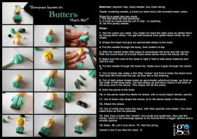 Butters charm tutorial by GemDeDude
