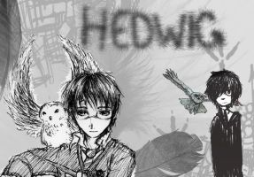 Hedwig Tribute by The-Ghost-Writer