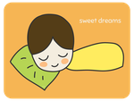 Sweet Dreams (Doodle) by apparate