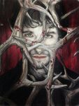 Will Graham#1 by AtitayaPnikorn