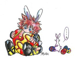 Kingdom Heart Easter 2006 by DaisyS