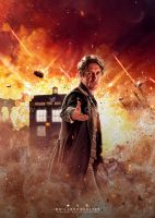 Doctor Who - Titan Comics: Eighth Doctor 1.5 by willbrooks