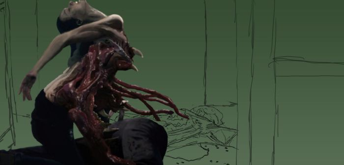 The Thing WIP by ItsJustRED