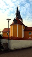 The village church of Herzogsdorf II by patrickjobst