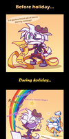 Holiday plan by PhuiJL
