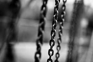 Chain Links by MeanDarkSmile