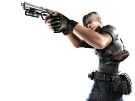Leon Of Resident Evil 4 Render by iLeon26