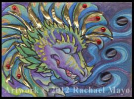 ACEO Jazzdragon 01 by rachaelm5