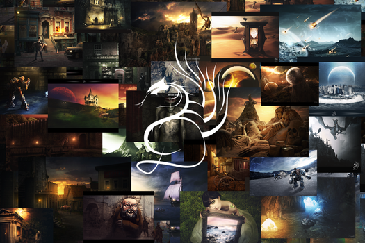 Wallpapers' pack 2009 by Drake1024