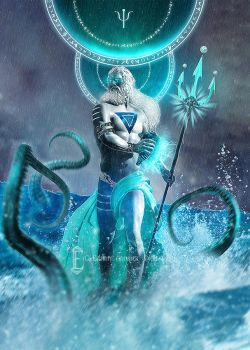 Poseidon by Eithnne