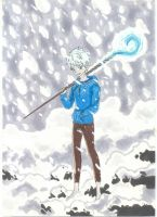 Jack Frost by MillyRiver