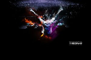 Tiesto Fire and Ice by OmaBe-Root
