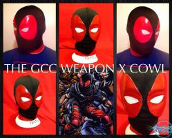 The GCC Weapon X cowl by Cadmus130
