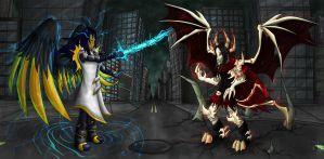Duel by Sefti