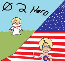 (APHxDisney) Zero to hero America by lollimewirepirate