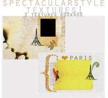 2 vintage textures by spectacularstyle