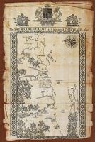 Saybrook Colony, 1641 by edthomasten